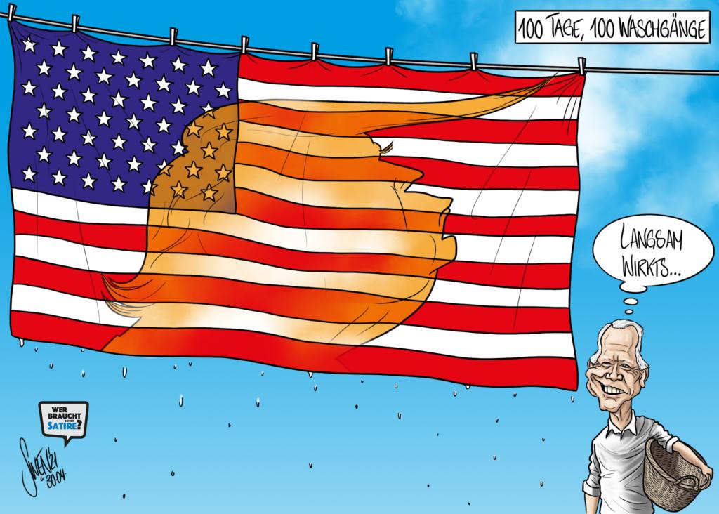 Cartoon von Swen – Wer braucht schon Satire? Aktion zur Stärkung der Schweizer Satire. Satire frei von Zensur, Investoren und Medienkonzernen – von den Künstler*innen direkt zu dir.