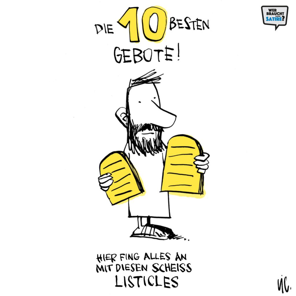 Cartoon von Cic – Wer braucht schon Satire? Aktion zur Stärkung der Schweizer Satire. Satire frei von Zensur, Investoren und Medienkonzernen – von den Künstler*innen direkt zu dir.